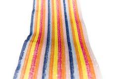 Texture de tissu Photo stock