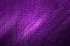 Texture de tissu avec la ligne de rayure et la couleur de gradient Photos libres de droits