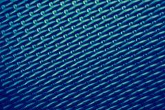 Texture de tissu de brun bleu pour le fond photographie stock libre de droits