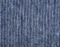 Texture de tissu de Bluejean Photos libres de droits