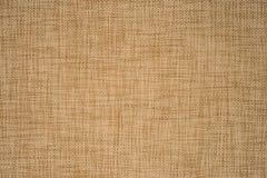 Texture de tissu de Brown Photo stock