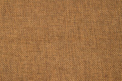 Texture de tissu de Brown Photo libre de droits