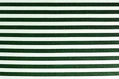 Texture de tissu de rayure Photos libres de droits