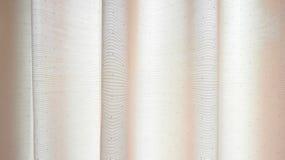 Texture de tissu de rideau Photographie stock