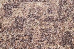 Texture de tissu de tapis Photographie stock libre de droits