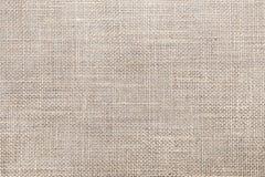 Texture de tissu de toile Photos libres de droits