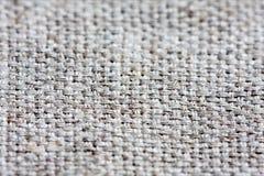 Texture de tissu de toile Photo libre de droits