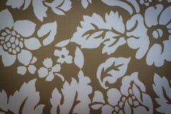 Texture de tissu de toile Images libres de droits