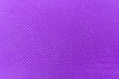 Texture de tissu en nylon bleu Photo libre de droits