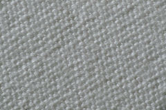 Texture de tissu gris Photos libres de droits