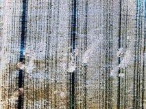 Texture de tissu gris dans la rayure blanche Néon d'usine de vins images libres de droits