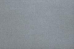 Texture de tissu gris de kapron Photographie stock libre de droits
