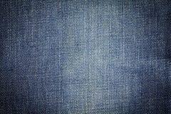 Texture de tissu de jeans de denim ou fond de jeans de denim pour la conception Image libre de droits