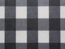 Texture de tissu, modèles sans couture de tartan Photographie stock