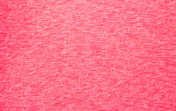 Texture de tissu rouge Photographie stock libre de droits