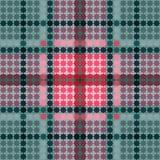 Texture de tissu de tartan Illustration de Vecteur