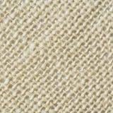 Texture de toile à sac Images libres de droits