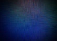 Texture de toile bleue avec léger et foncé Photographie stock
