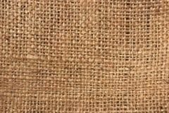 Texture de toile de jute Image stock