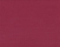 Texture de toile de tissu de vin de Marsala Photos libres de droits