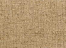 Texture de toile naturelle légère comme fond Photos stock