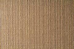 Texture de toile de tissu naturel pour la conception, toile à sac texturisée bro Photographie stock libre de droits
