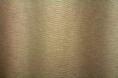 Texture de toile de tissu naturel pour la conception, toile à sac texturisée bro Images libres de droits