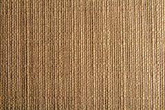 Texture de toile de tissu naturel pour la conception, toile à sac texturisée bro Photos stock