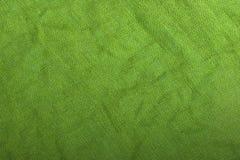Texture de toile verte pour le fond Photos stock