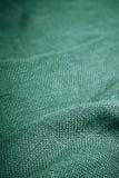 Texture de toile verte pour le fond Images stock