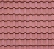 Texture de toit Photos libres de droits