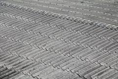 Texture de toit de tuile pour le fond Photos stock