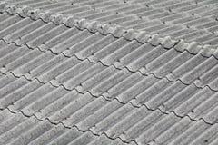Texture de toit de tuile pour le fond Photographie stock libre de droits