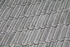 Texture de toit de tuile pour le fond Images stock