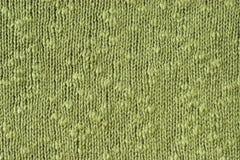 Texture de tricotage Photos libres de droits