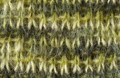 Texture de tricotage Photographie stock