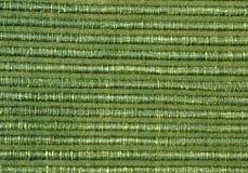 Texture de tricotage de couleur verte Images stock