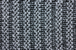 Texture de tricotage de fond photo libre de droits
