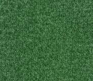 Texture de tricotage de tissu de couleur verte Images libres de droits