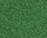 Texture de tricotage de tissu de couleur verte Image libre de droits