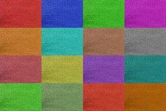 texture de tricotage multicolore de laine pour le modèle et le fond Photographie stock