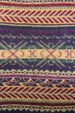 Texture de tricots Images stock