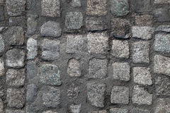 Texture de trottoir Image libre de droits