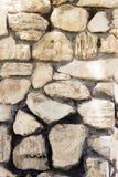 Texture de tuile de roches Photographie stock