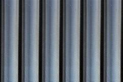 texture de tuyau en métal Photographie stock libre de droits