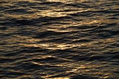 Texture de vague Images stock