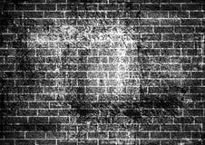 Texture de vecteur de brique Image libre de droits
