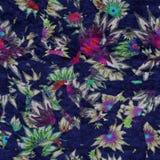 Texture de velours sans couture/fond d'image abstraits floraux Photographie stock libre de droits