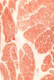 Texture de viande Images libres de droits