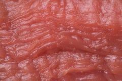 Texture de viande crue Photo stock